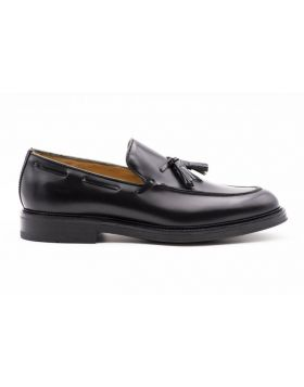 Men's Tassel Loafer with Rubber Sole