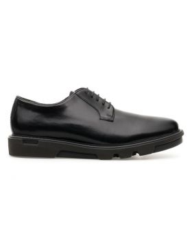 Men's Derby Plain with Wedge Sole
