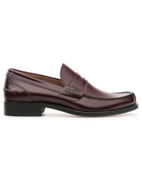 Men's Penny Loafer With Leather Sole