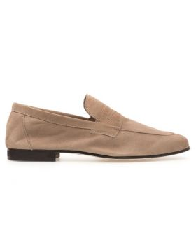 Men's Light Loafer With Leather Sole