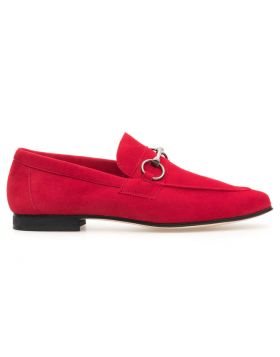 Men's Light Horsebit Loafer With Leather Sole