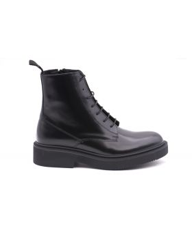Woman ankle boot calf-NERO-NRO-35