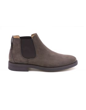Men's Suede Chelsea Boot