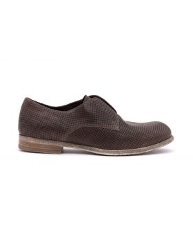 MEN'S SLIP ON DERBY RUBBER SOLE