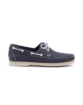 MEN'S BOAT LOAFER RUBBER SOLE