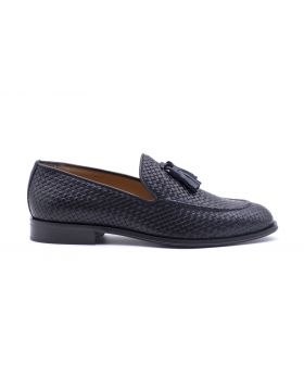 MEN'S TASSEL LOAFER RUBBER SOLE