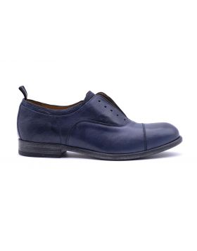 MEN'S SLIP ON OXFORD RUBBER SOLE