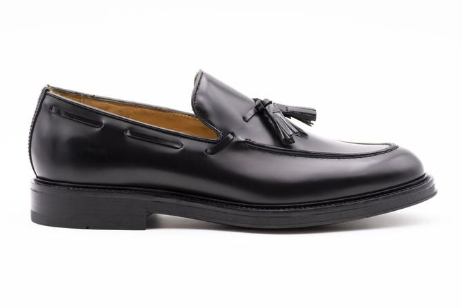 Men s Tassel Loafer with Rubber Sole Soldini  Men s and Women s ... d0f614e717d